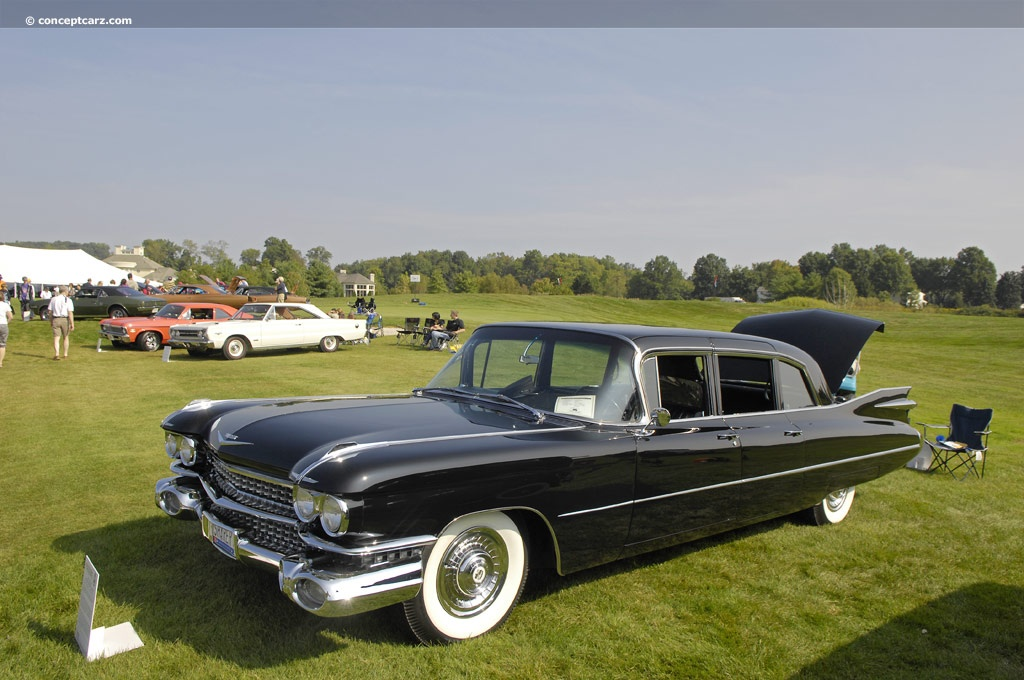 1959 Cadillac Series 6700 Fleetwood 75 Pictures History Value Research News Conceptcarz Com