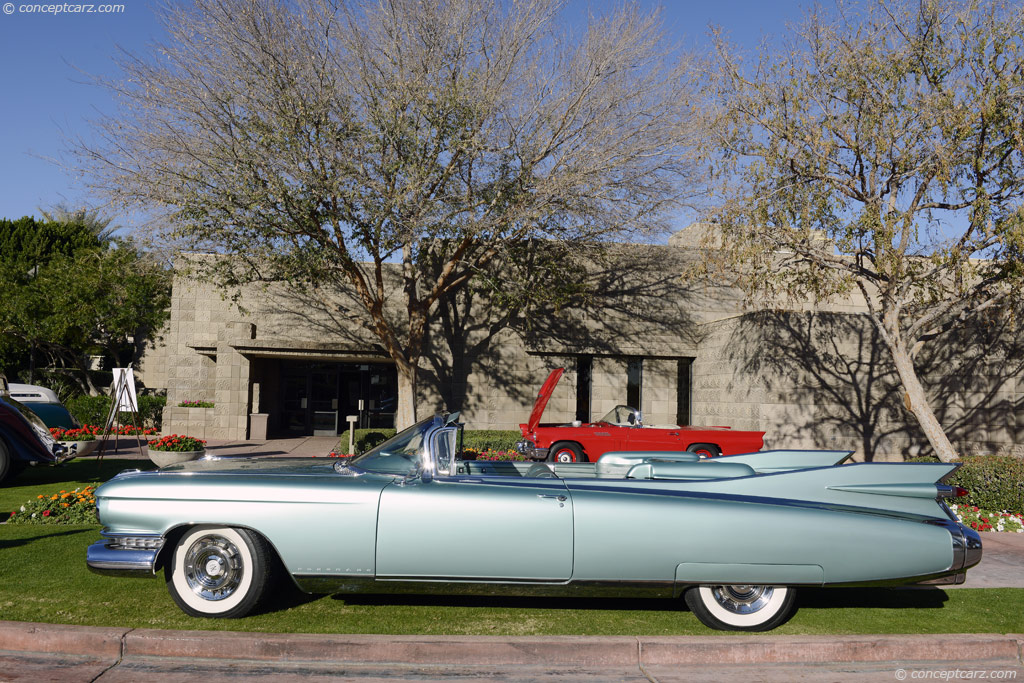 Auction Results And Sales Data For 1959 Cadillac Eldorado Biarritz