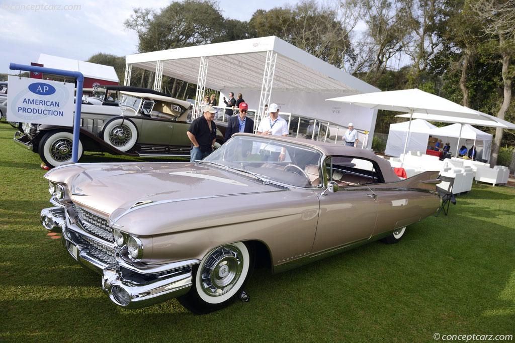 2018 Cadillac Eldorado Convertible >> 1959 Cadillac Eldorado Biarritz Image. Photo 18 of 67