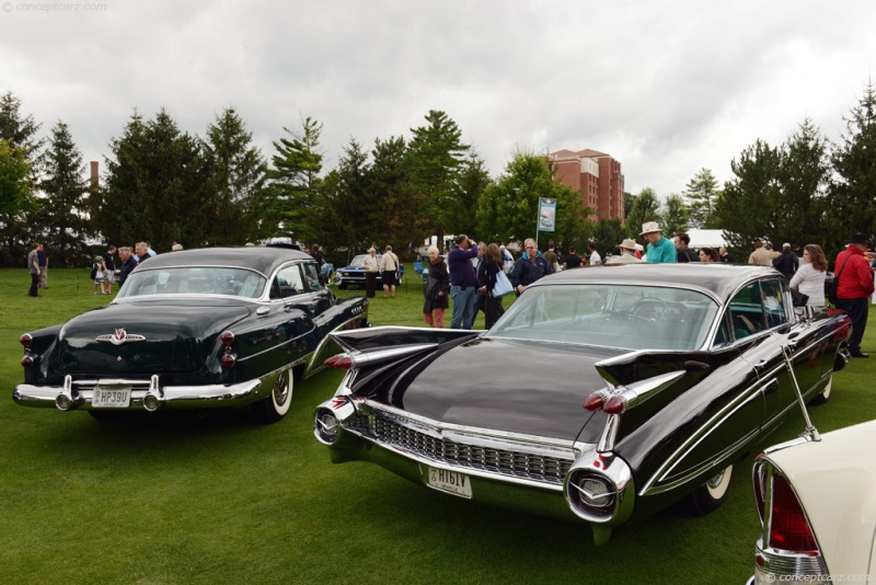 1959 Cadillac Series Sixty Special Fleetwood