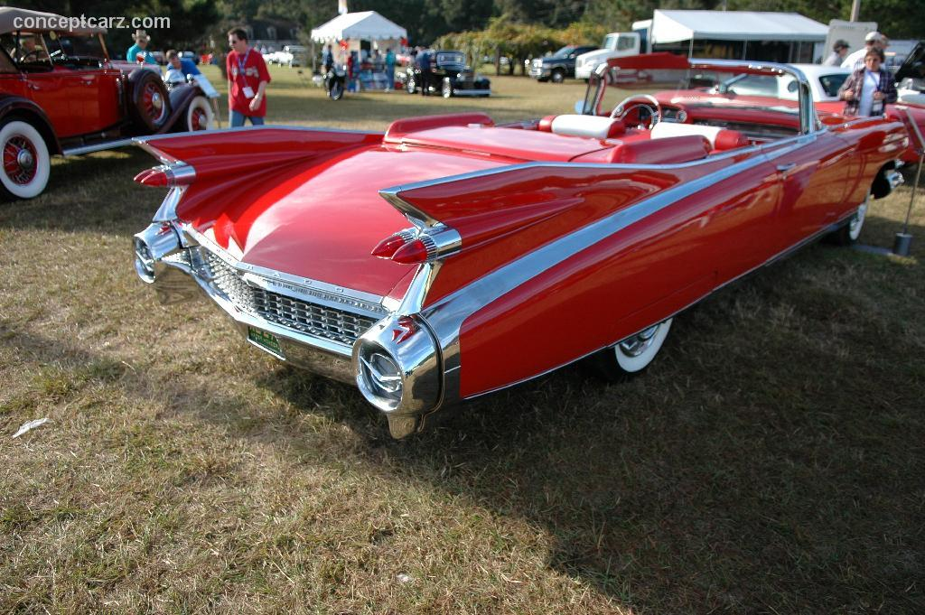 1959 Cadillac Eldorado Biarritz Image Https Www
