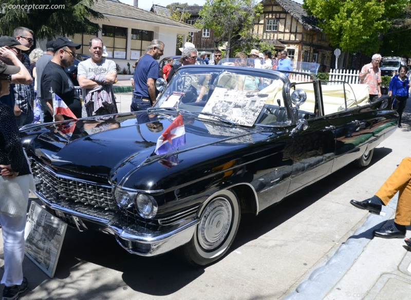 1960 Cadillac Series 6700 Fleetwood Seventy-Five Image  Photo 5 of 5