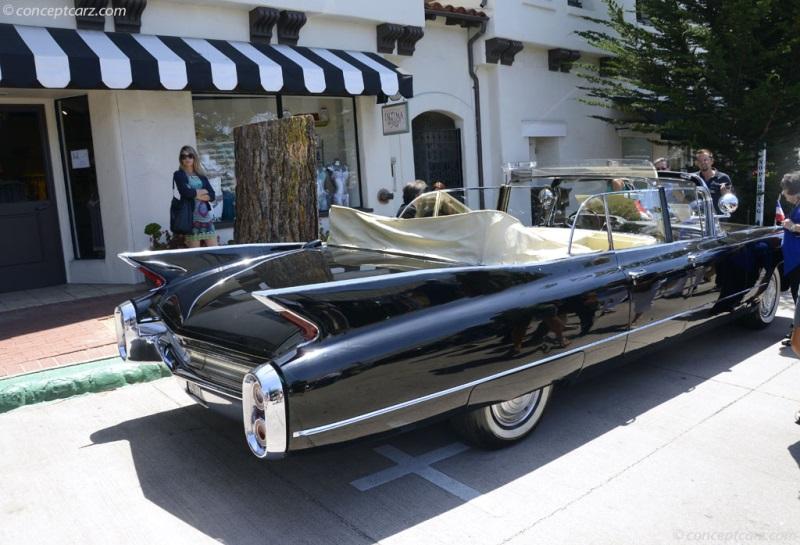1960 Cadillac Series 6700 Fleetwood Seventy-Five Image  Photo 4 of 5