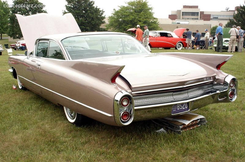 1960 Cadillac DeVille Image. Photo 6 of 8