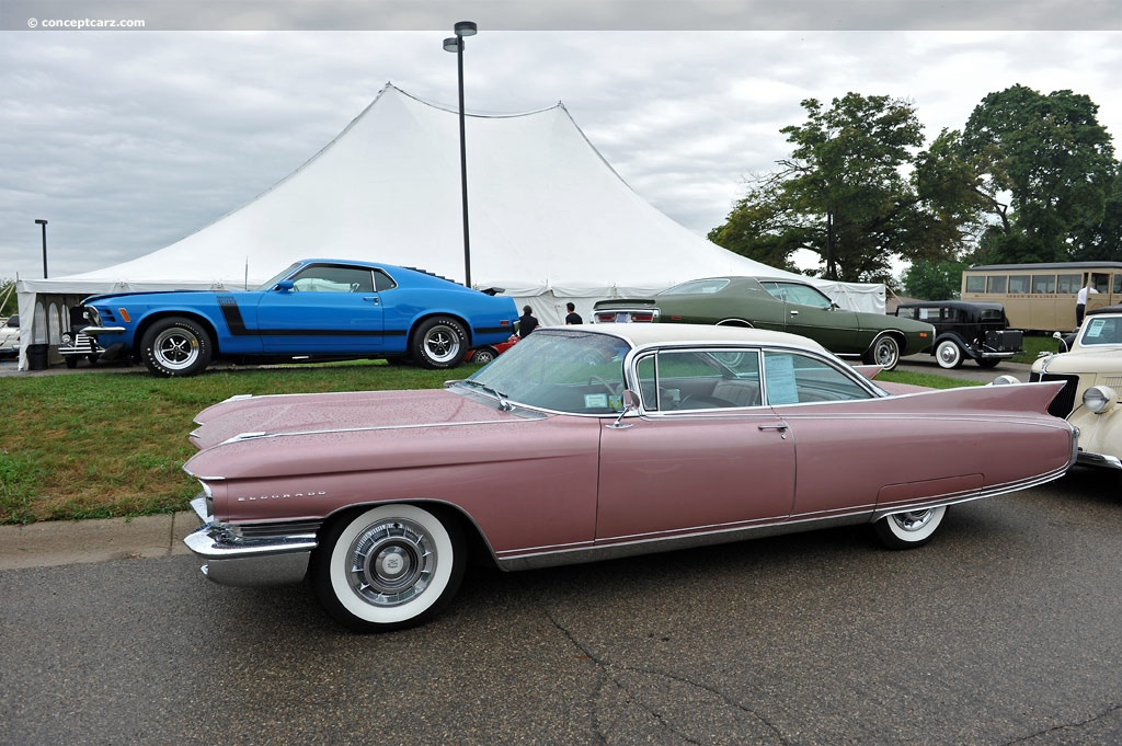 Auction Results And Sales Data For 1960 Cadillac Eldorado