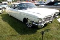 1960 Cadillac DeVille image.