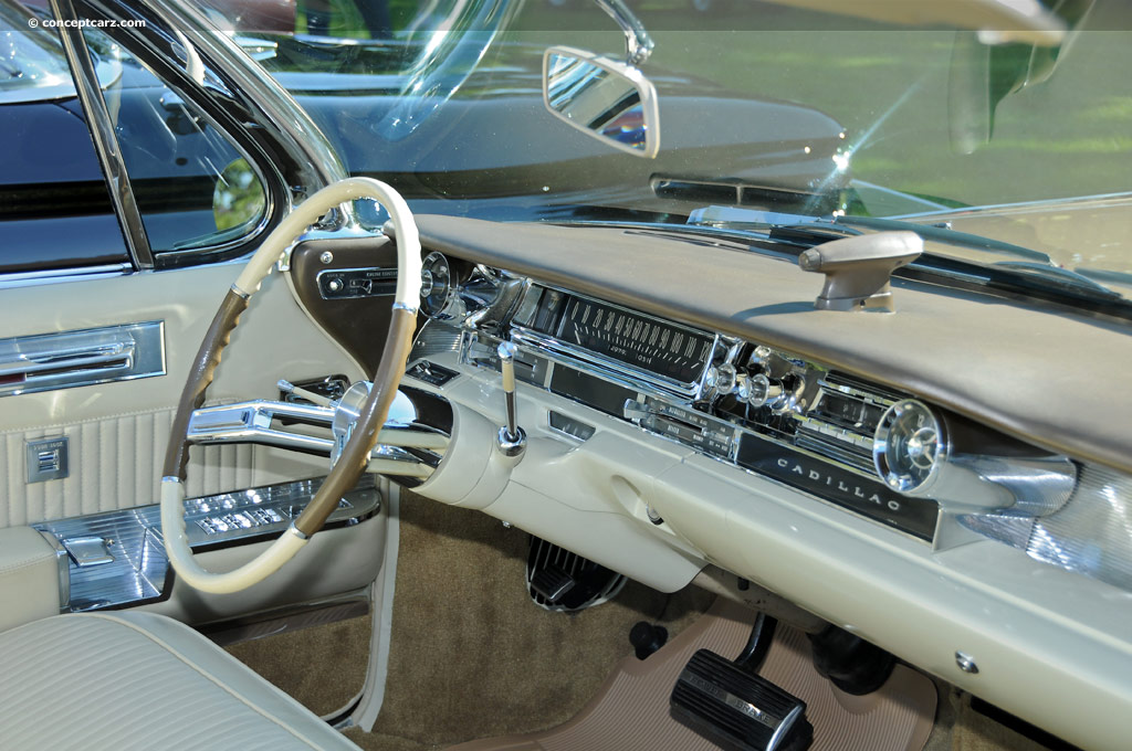 1961 Cadillac Series 62 Eldorado Image. Photo 2 of 12