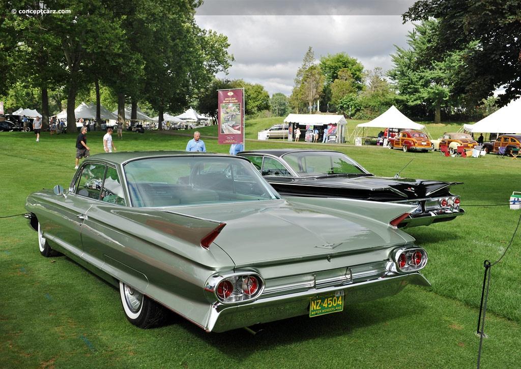 1961 Cadillac Series 62 Deville Image