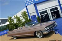 1961 Cadillac Series 62 Eldorado.  Chassis number 61E015185