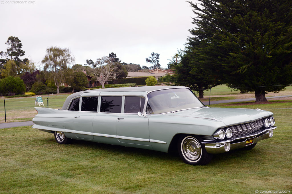 1961 Cadillac Series 75 History, Pictures, Sales Value, Research and