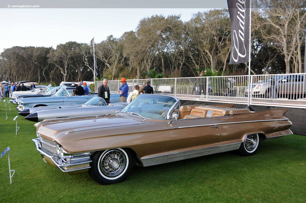 Vintage Race Cars For Sale Craigslist >> 1961 Cadillac Eldorado Concept History, Pictures, Value, Auction Sales, Research and News