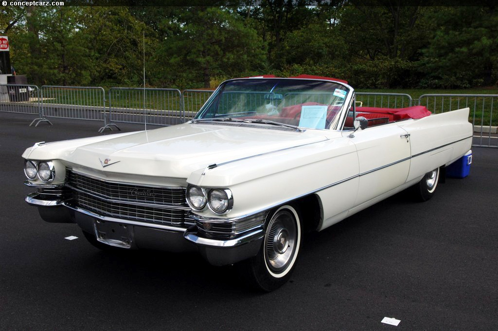 1963 Cadillac Series 62 History, Pictures, Sales Value, Research and