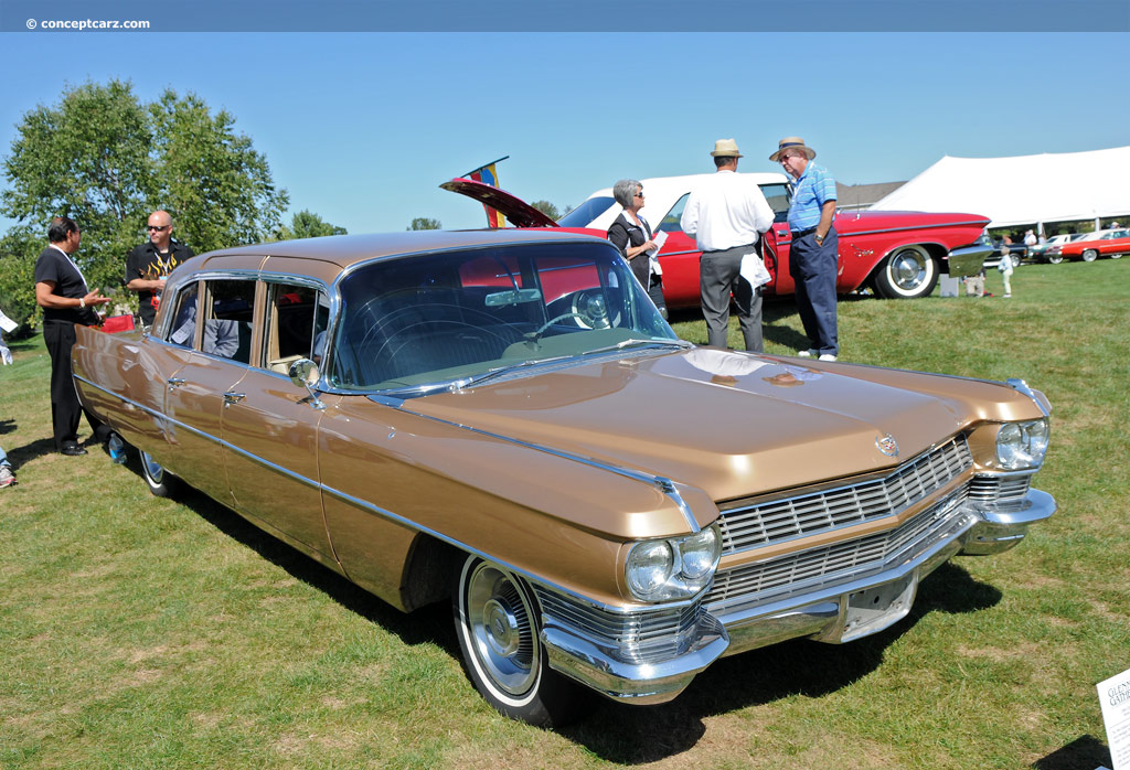 1964 Cadillac Series 6700 Fleetwood 75 History Pictures Value Auction Sales Research And News