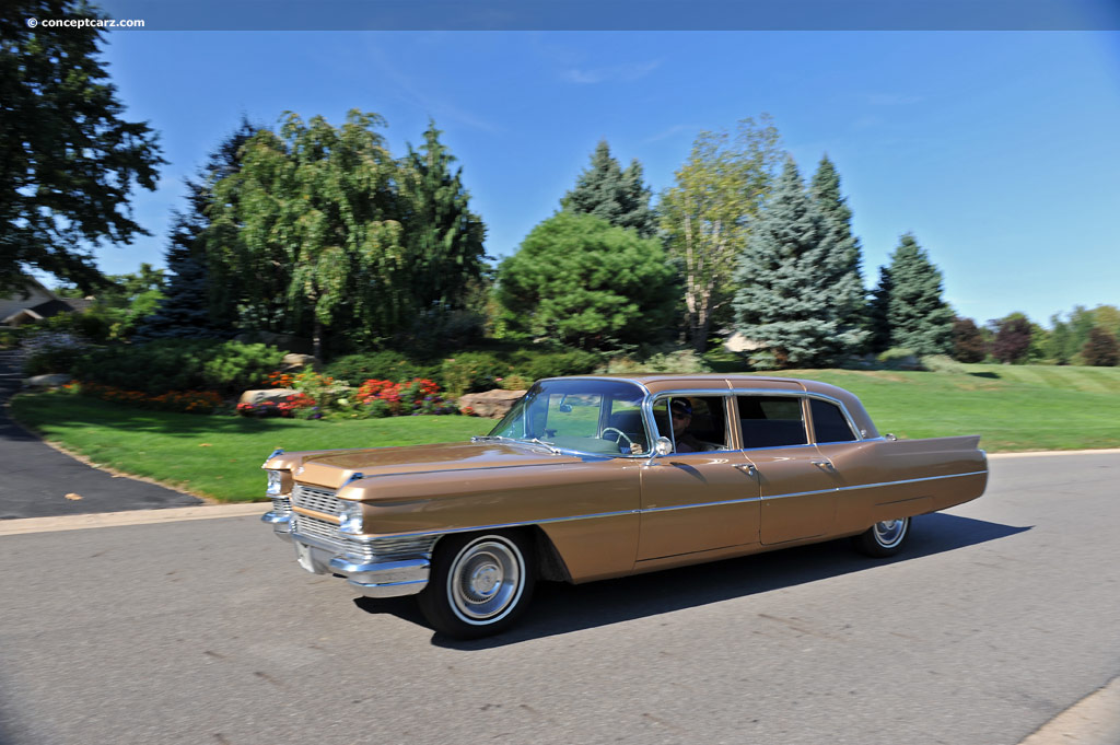 1964 Cadillac Series 6700 Fleetwood 75 Image