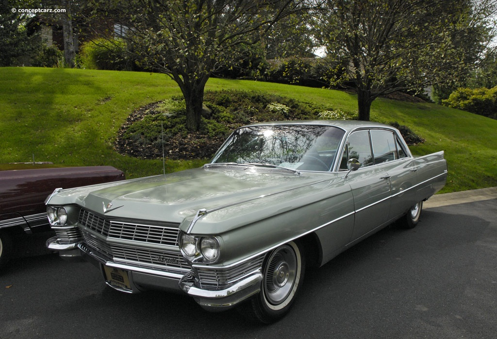 1964 Cadillac Series 62 DeVille