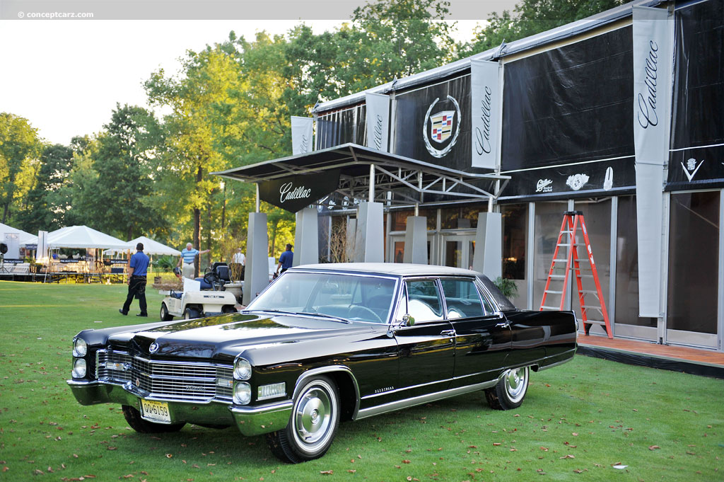 Auction Results and Sales Data for 1966 Cadillac Fleetwood ...