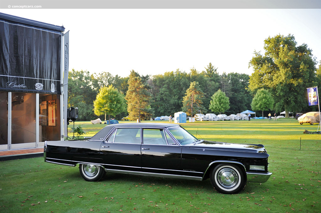 1966 Cadillac Fleetwood Sixty Special Image