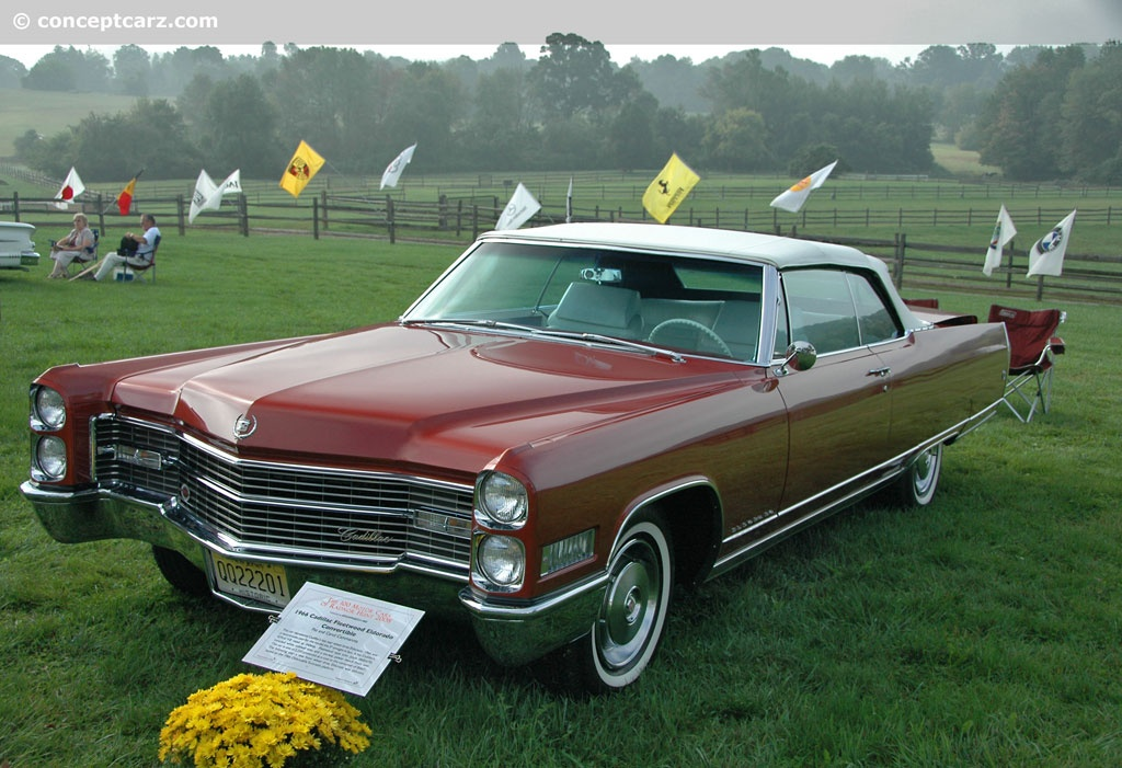 Auction Results And Sales Data For 1966 Cadillac Fleetwood