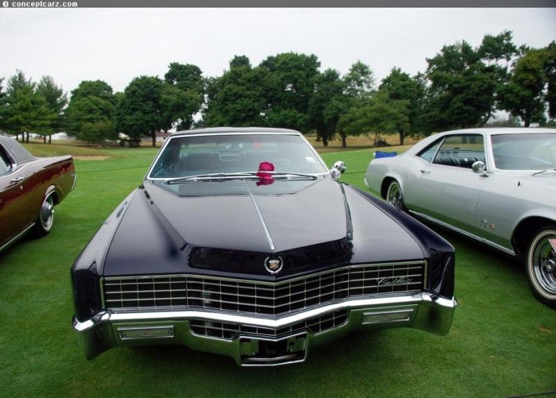1967 Cadillac Eldorado Image Photo 20 Of 25
