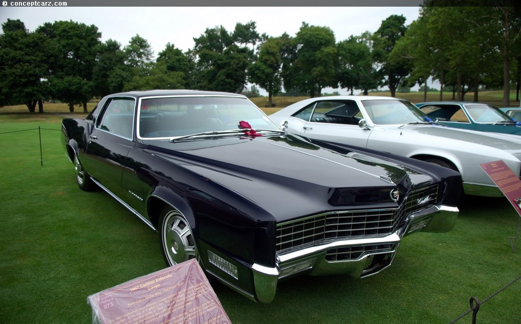 1967 Cadillac Eldorado Image. Photo 19 of 25