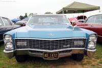 1967 Cadillac DeVille image.
