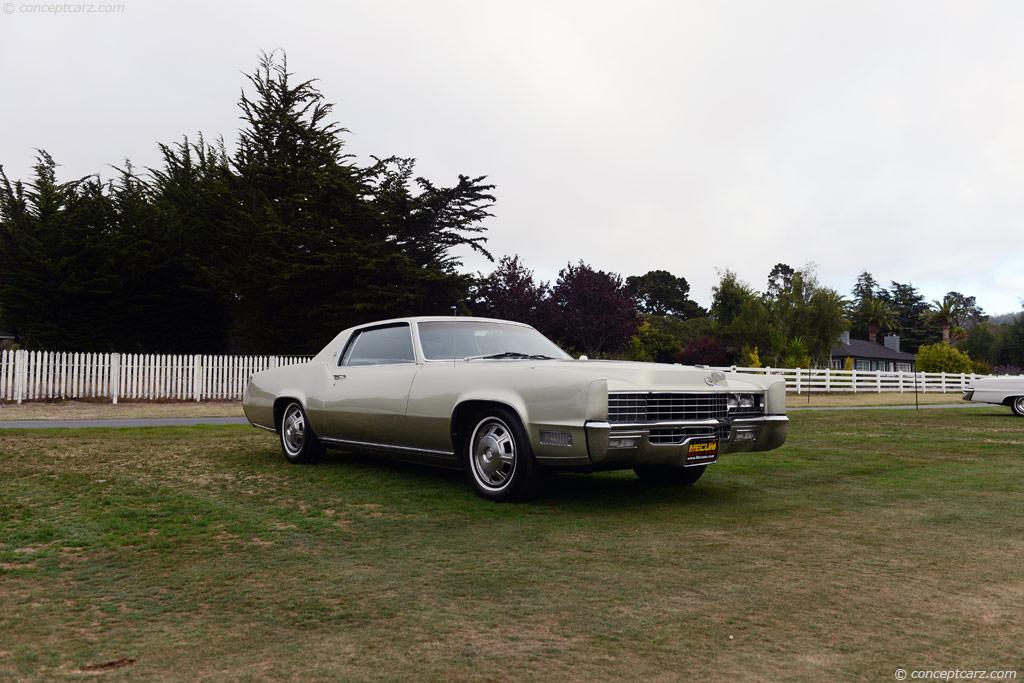 1967 Cadillac Eldorado Image. Chassis number H7218141. Photo 2 of 25