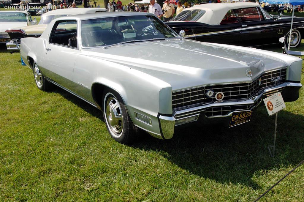 1967 Cadillac Eldorado | conceptcarz.com