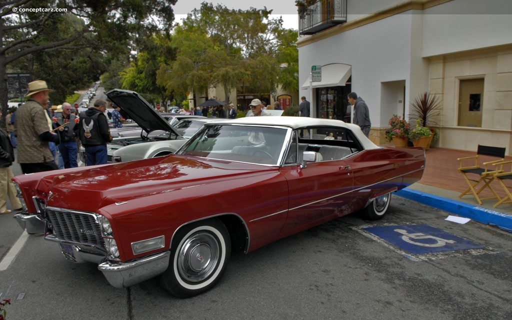 Auction Results And Sales Data For 1968 Cadillac Deville