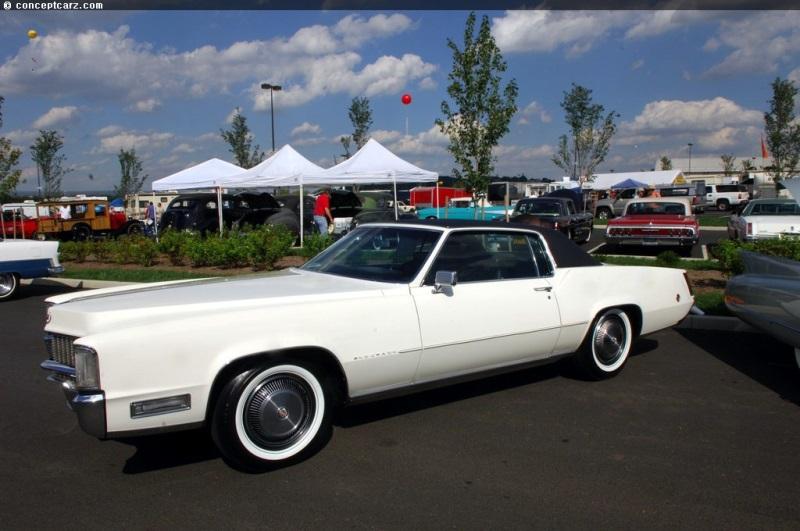 1969 Cadillac Eldorado Image. Photo 5 of 6