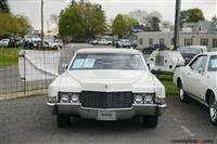 1969 Cadillac DeVille.  Chassis number F9133253