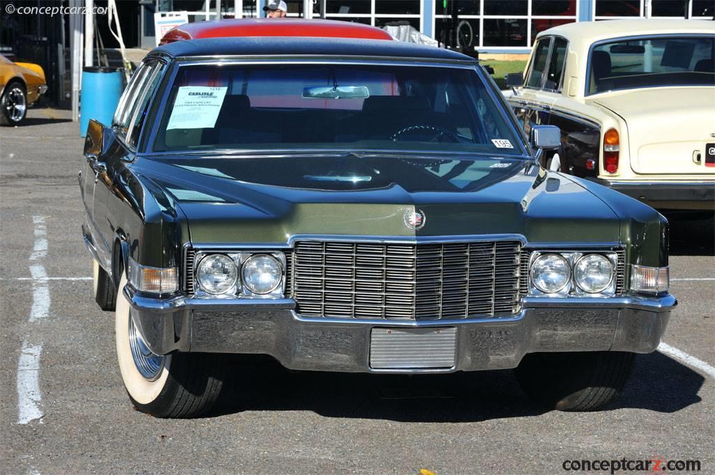 1969 Cadillac Fleetwood Sixty Special