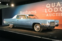 1970 Cadillac DeVille Series.  Chassis number J0332324
