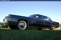 1970 Cadillac Fleetwood Sixty Special image.