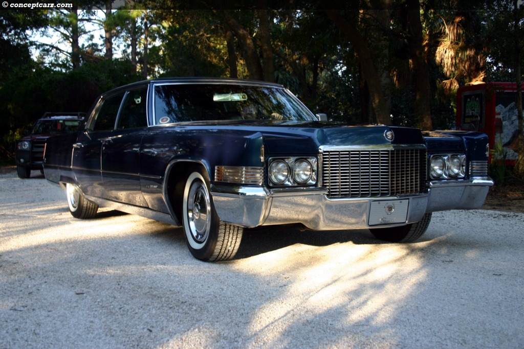 1970 Cadillac Fleetwood Sixty Special   conceptcarz.com