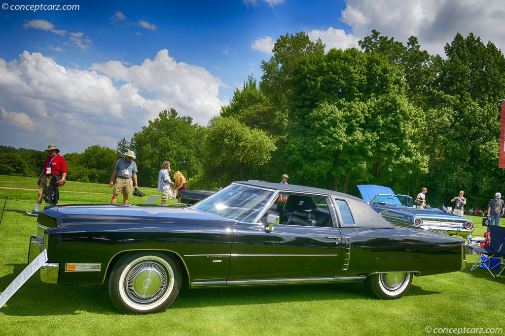 2018 Cadillac Eldorado >> 1971 Cadillac Fleetwood Eldorado Image. Photo 7 of 13