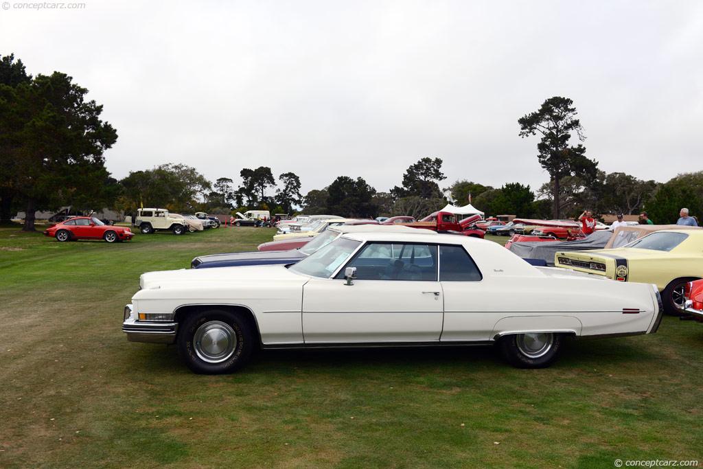 1973 Cadillac DeVille
