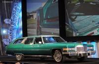 1976 Cadillac Fleetwood Sixty Castilian image.