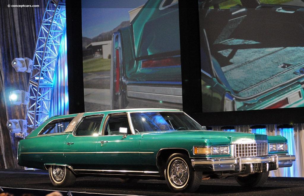 Cadillac Fleetwood Dv Gca