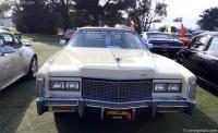1976 Cadillac Eldorado.  Chassis number 6L67S6Q204929