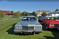 1976 Cadillac Fleetwood Seventy-Five image.