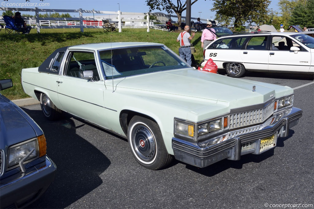 1978 Cadillac DeVille Technical and Mechanical Specifications
