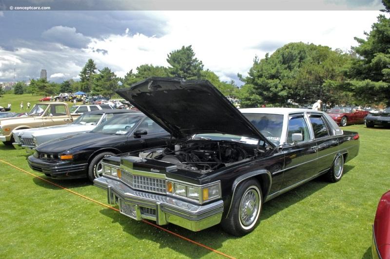 1978 Cadillac Fleetwood Brougham Image. Photo 2 of 2