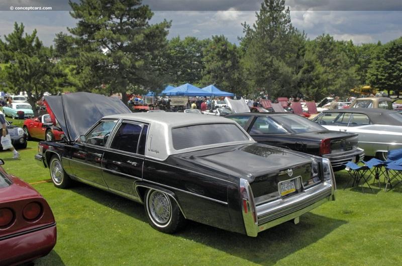 1978 Cadillac Fleetwood Brougham Image. Photo 1 of 2
