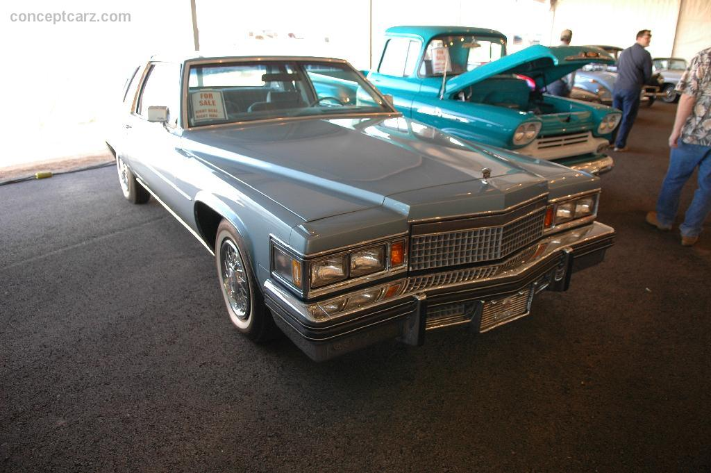1979 Cadillac DeVille History Pictures Value Auction Sales Research And News