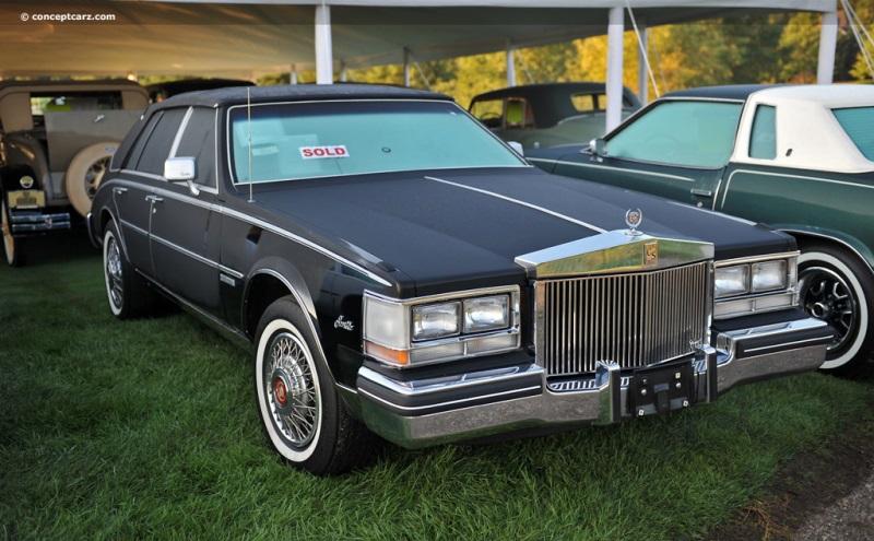 1983 Cadillac Seville Image. Photo 2 of 3
