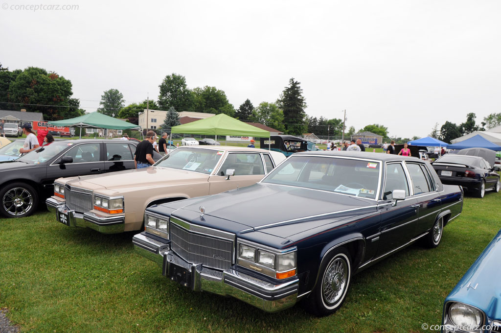 1983 Cadillac DeVille History, Pictures, Sales Value, Research and