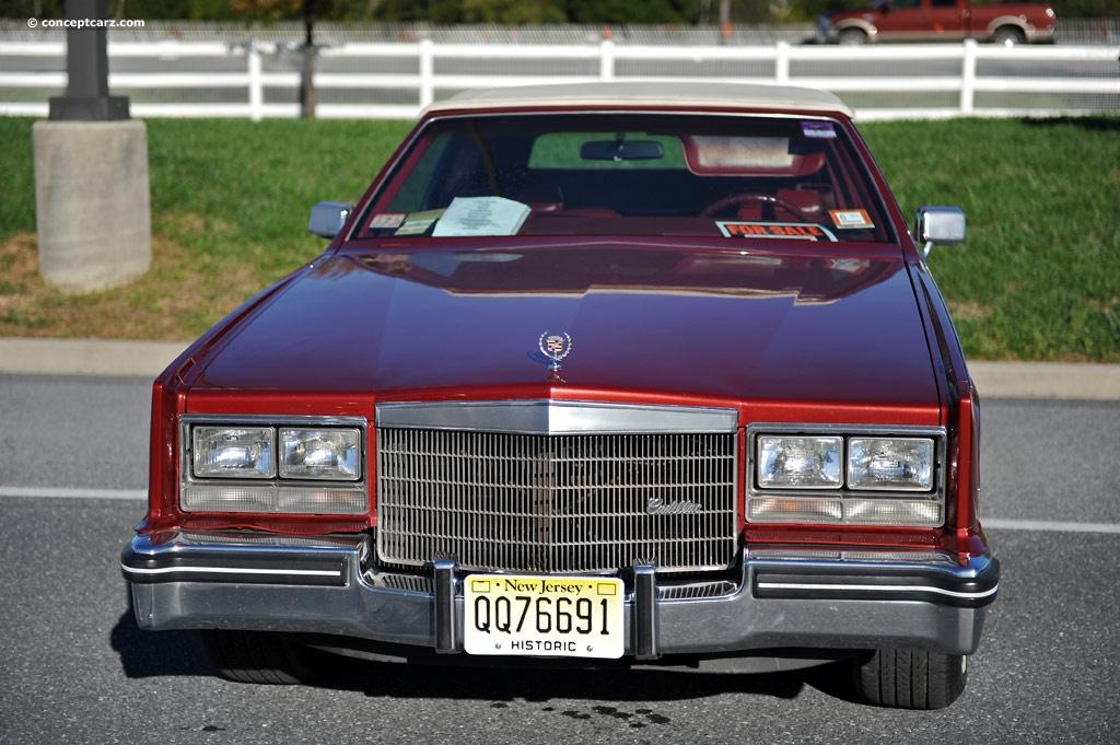 1984 Cadillac Eldorado | conceptcarz.com