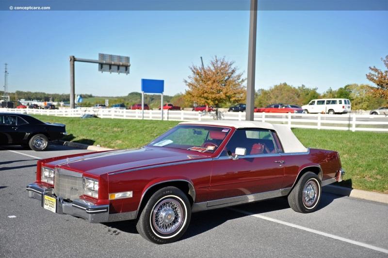 1984 Cadillac Eldorado Image Photo 8 Of 9