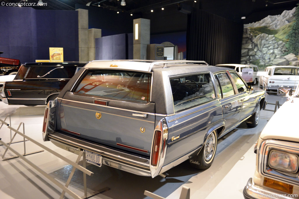 1987 Cadillac Fleetwood Brougham Image. Photo 2 of 6