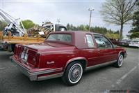1987 Cadillac DeVille.  Chassis number 1G6CD1185H4359346